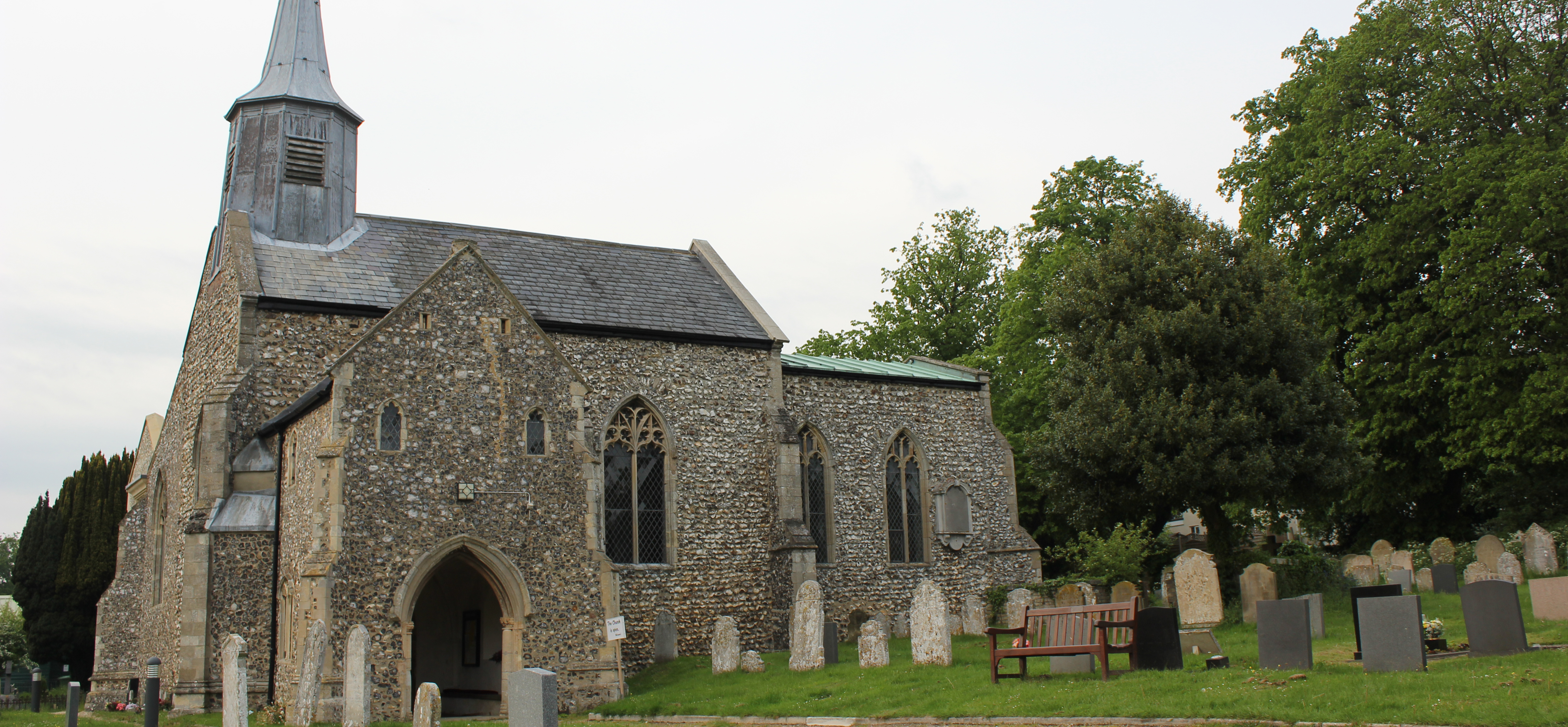 Hellesdon Church