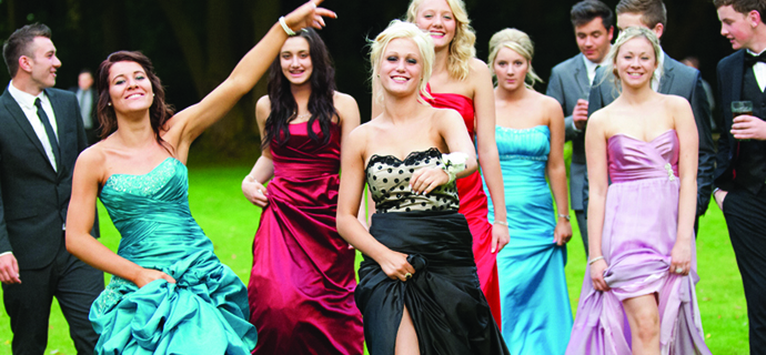 North Walsham High School Prom