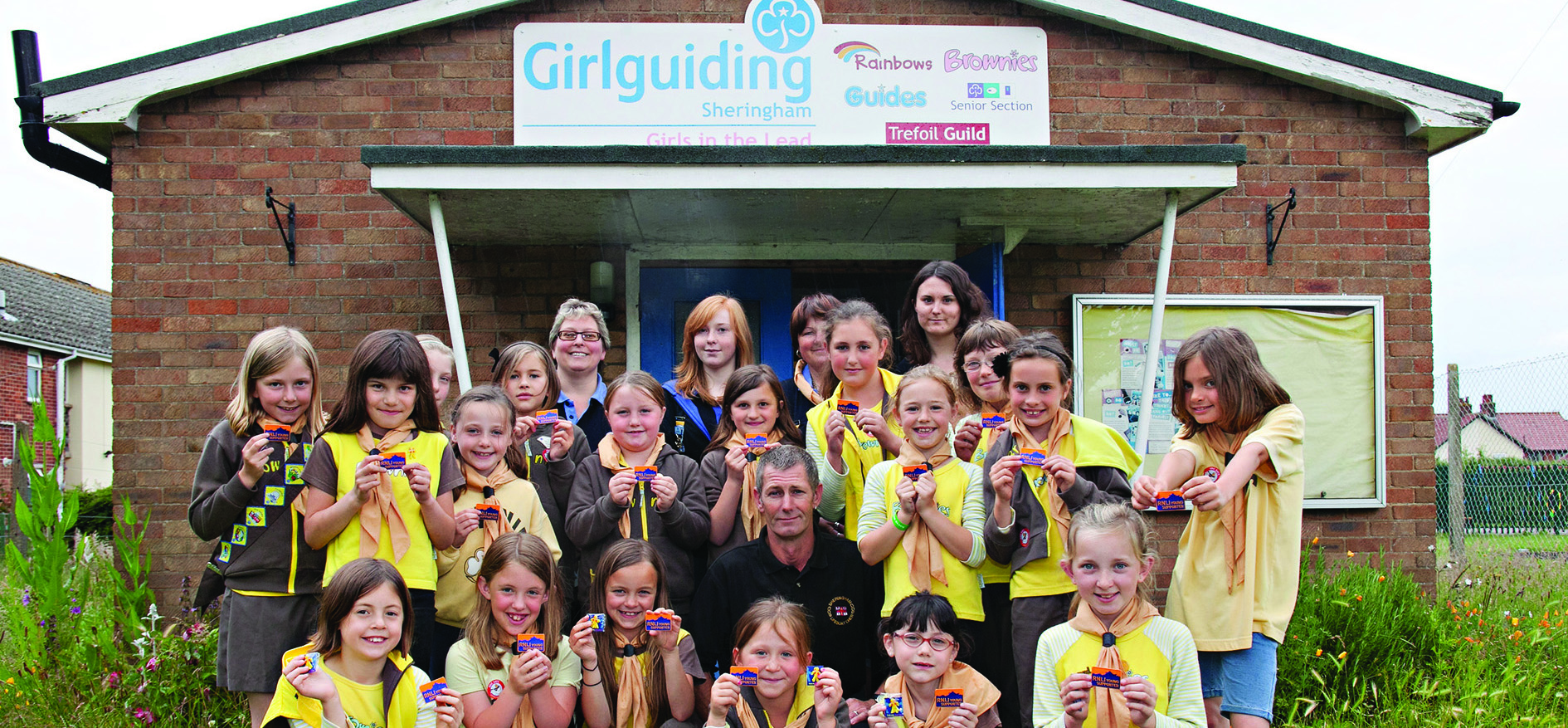 Sheringham Brownies