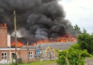 Aylsham Bathroom & Kitchen fire