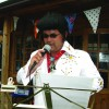 Elvis at the OPen Day