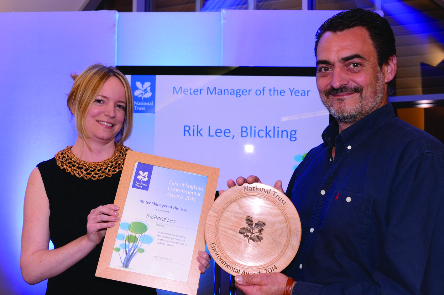 Blickling Estate Scoop Environmental Award