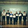 Students awarded Anti-bullying ambassador of the day by the staff from the Diana Award.  James Hubbard (Aylsham High School) Josh Cant (Downham Market Academy) David Bannon-Ryder (George White Junior School) Hannah Galey (Buxton Primary School) Pippa Randall (Ayslahm High School) Lily Moore (Aylsham High School) Ben Arthur (Hobart High School)