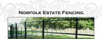 Norfolk Estate Fencing