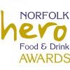 Norfolk Hero Food and Drink Awards logo