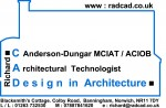 Richard Anderson-Dungar Architectural Technologist