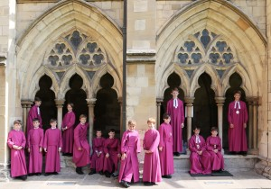 Norwich Cathedral Male Choir