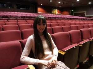 Charlotte Pollard at Norwich Theatre Royal