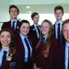 The new North Walsham High School student leadership team