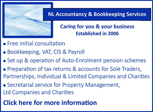 NL Accountancy & Bookkeeping Services Cromer