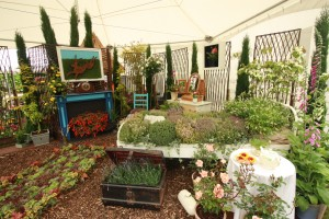 Tyme For Bed - Winning show garden 2016