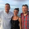 Bob Brewster, Loren Allen and Ben Carpenter