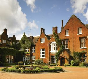 The event will be held at the splendid Sprowston Manor.
