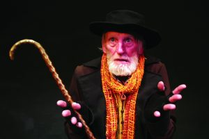 Mike Thame as Fagin.