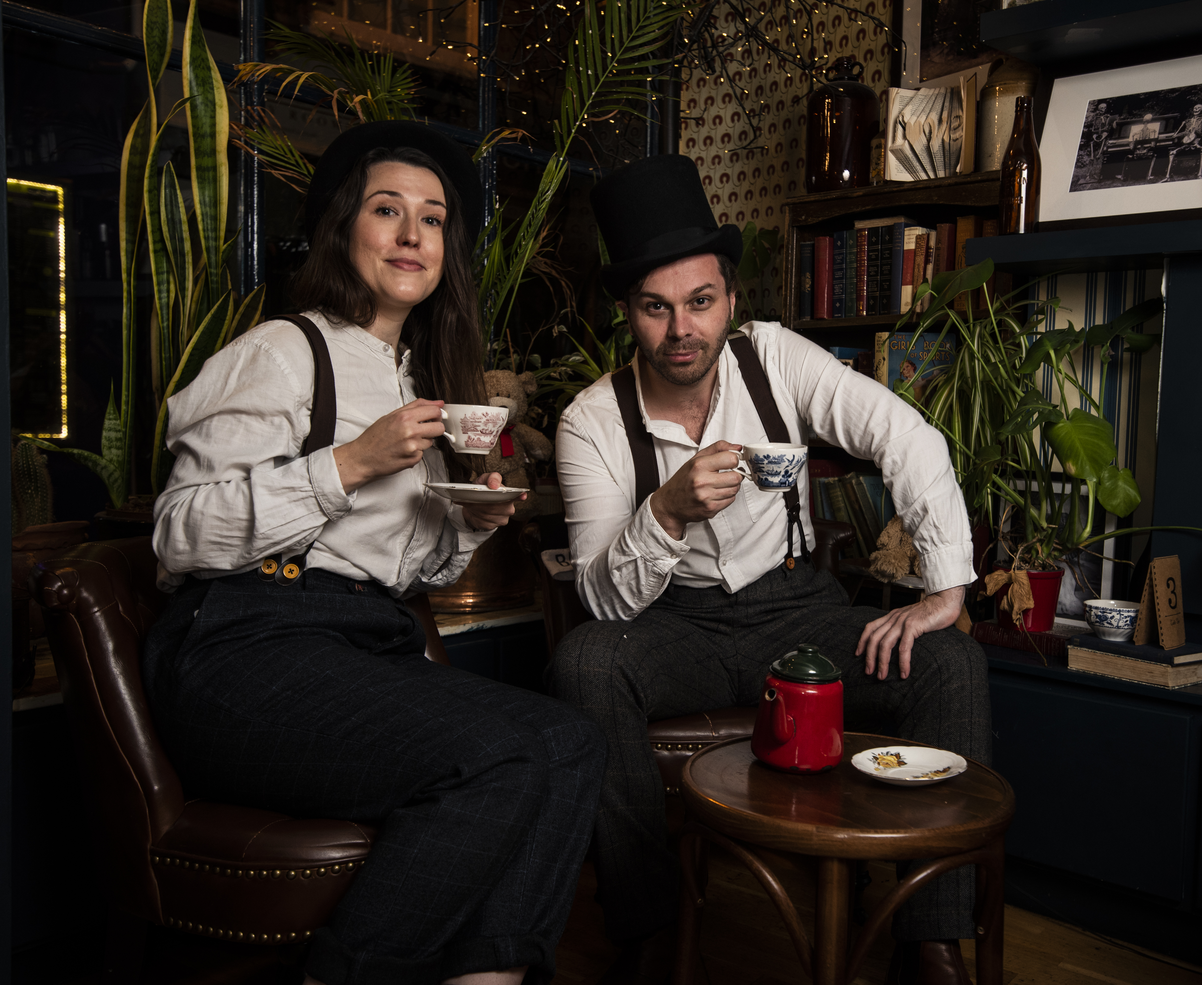 Biddy S Tea Room To Host Festive Play Just Regional